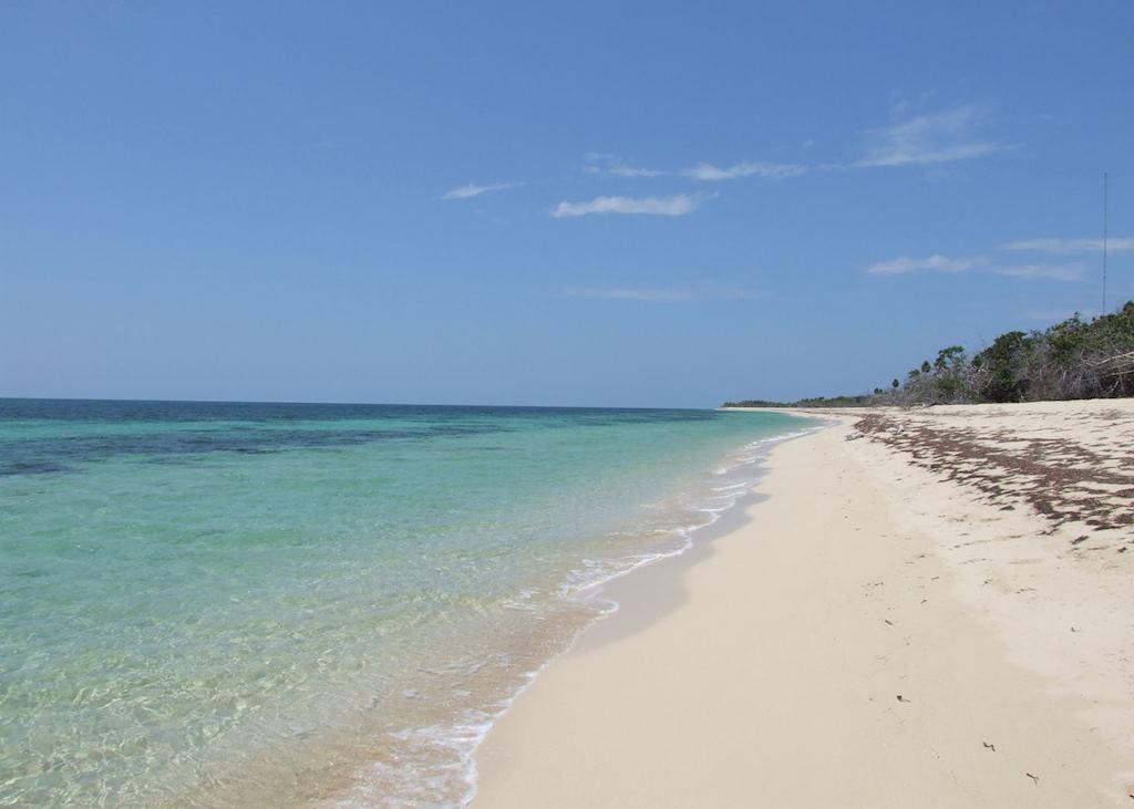 Playa las Tumblas, Cabo San Antonio