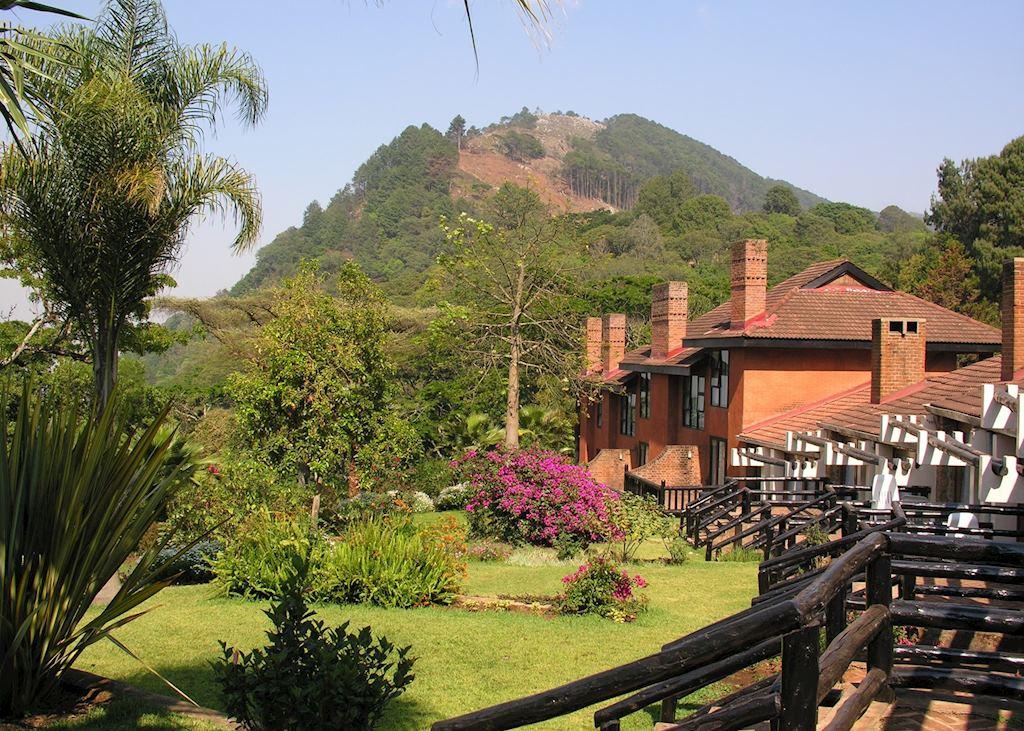 Gardens at Ku Chawe