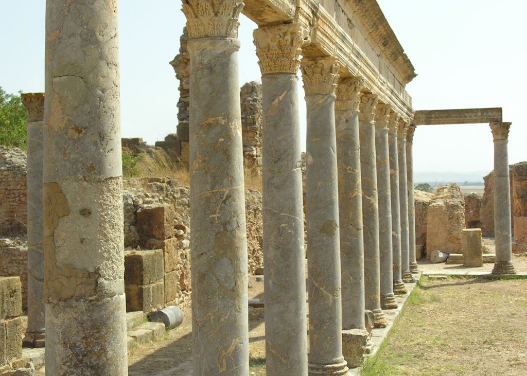 Thuburbo Majus Roman Site