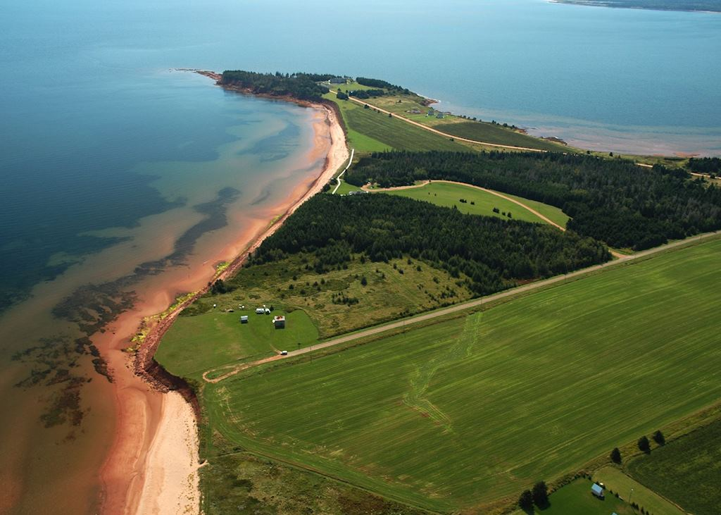 Spry Point, Prince Edward Island