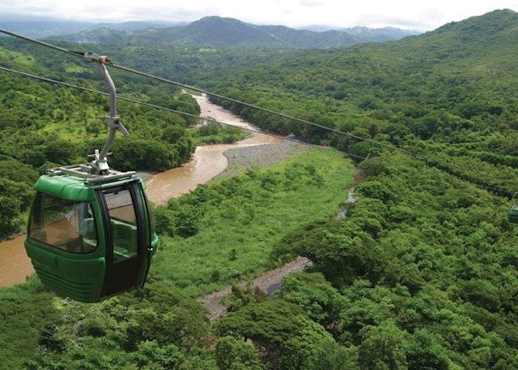 Aerial tram, Costa Rica