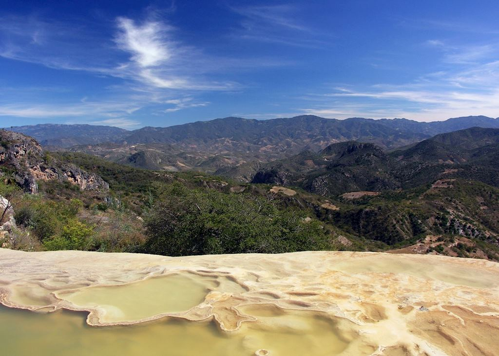 Sierra Madre mountains, Mexico