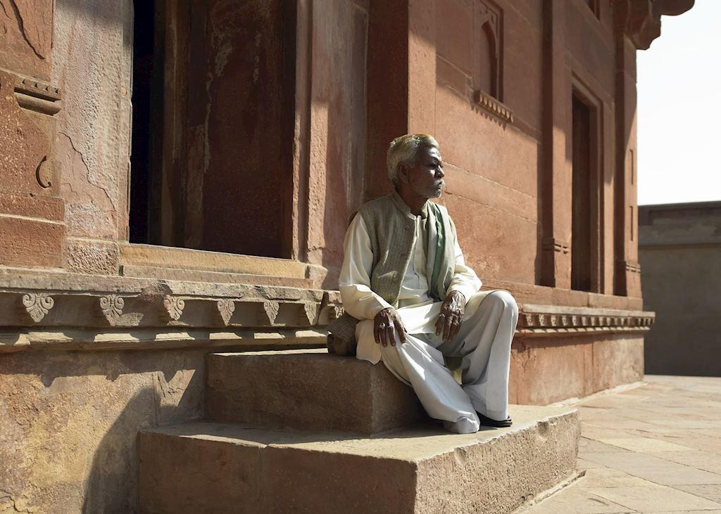 Fatehpur Sikri, near Agra