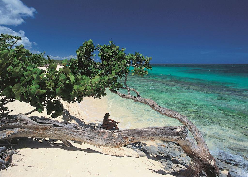 Playa Esmeralda, Cuba
