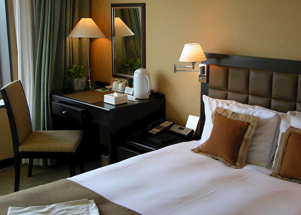 Single room, JR Tower Nikko Hotel