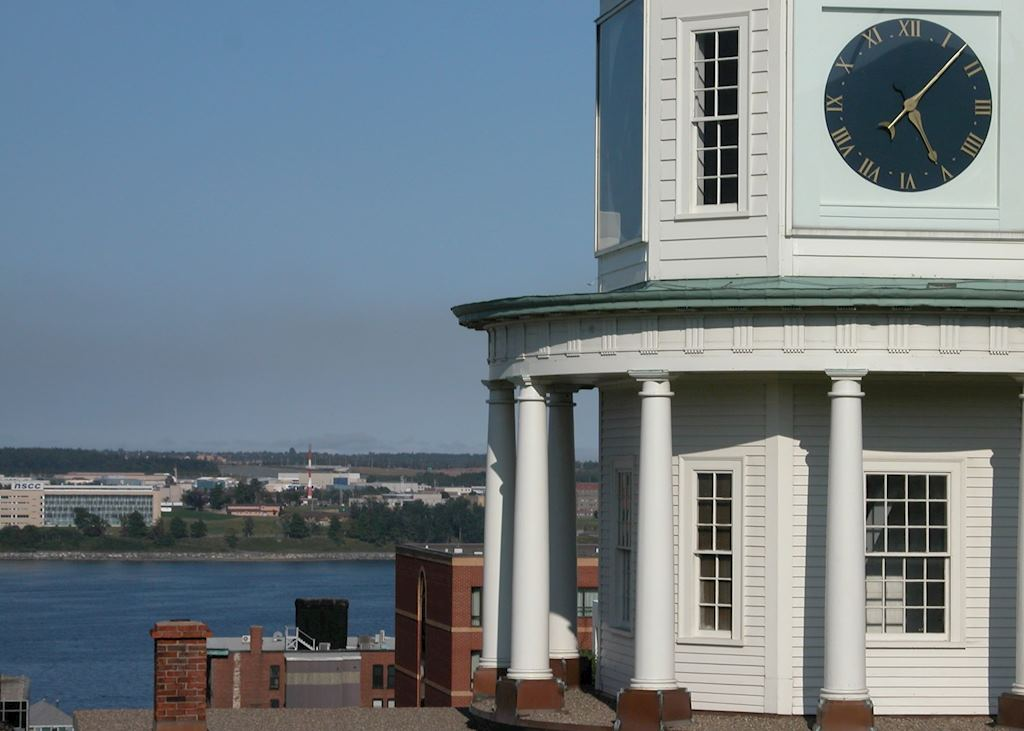 Old Town Clock, Citadel Hill, Halifax