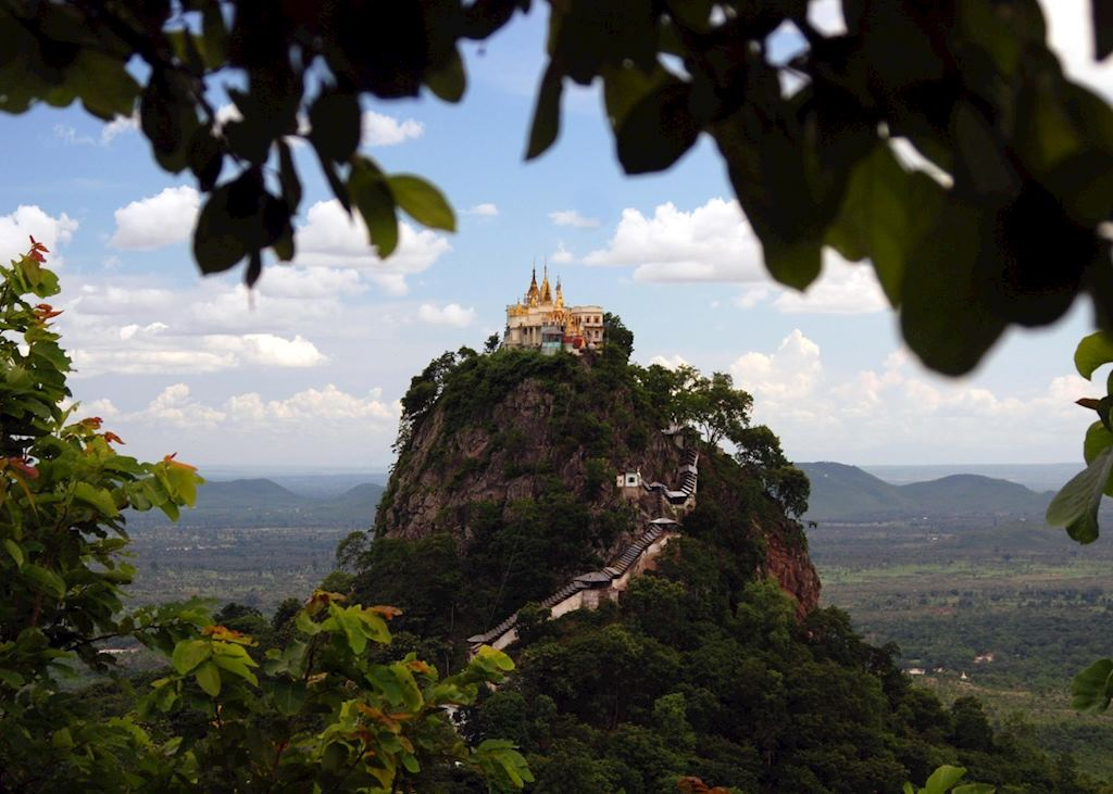 Mystical Mount Popa