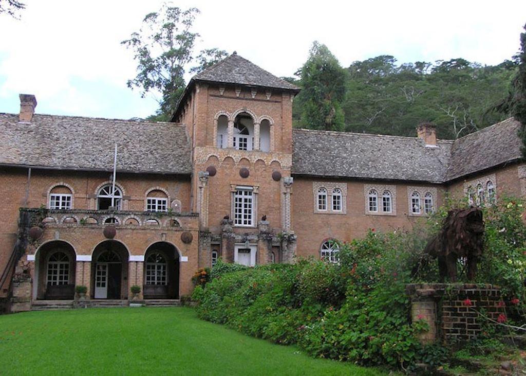 Shiwa N'gandu House