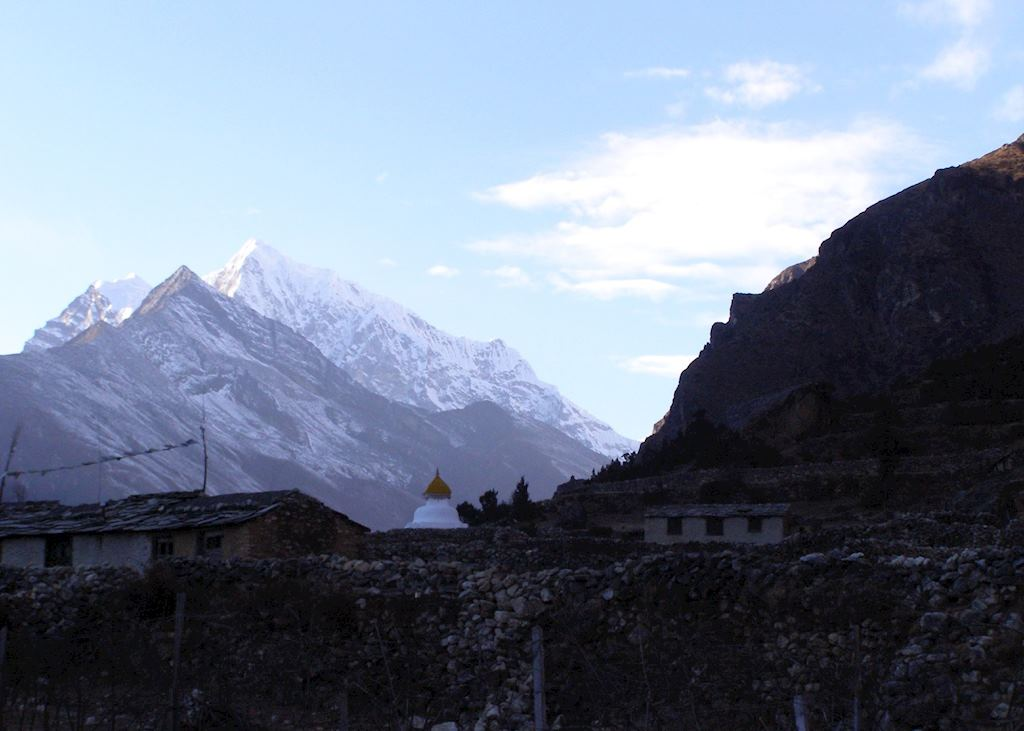 Mende, Nepal