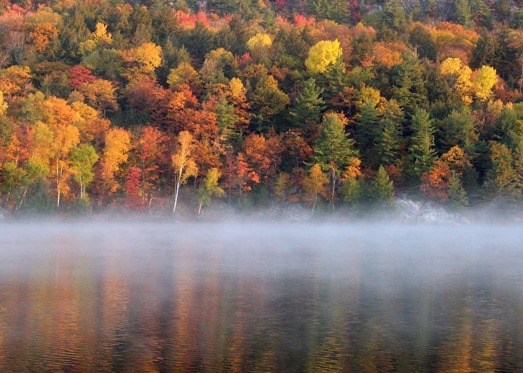 George Lake, Algonquin Provincial Park