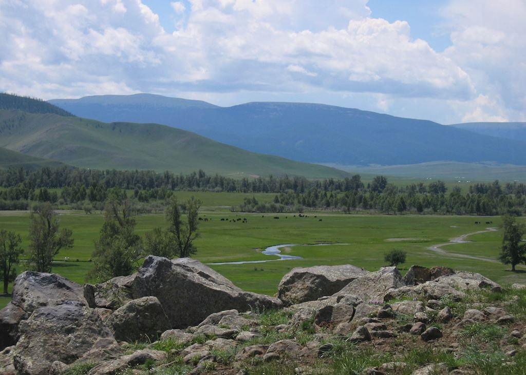 Tsenkher Valley, Mongolia