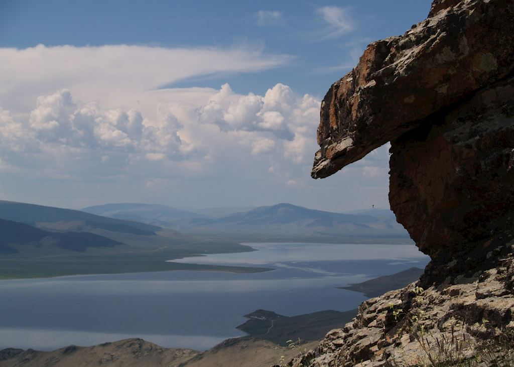 White Lake, Mongolia