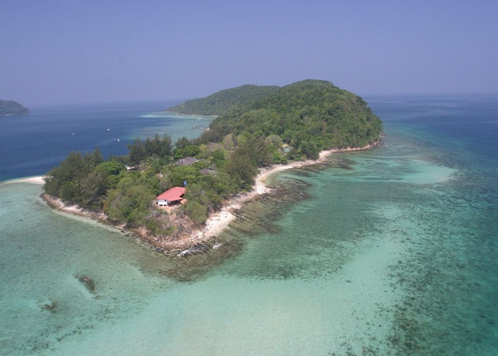Manukan Island, Malaysian Borneo