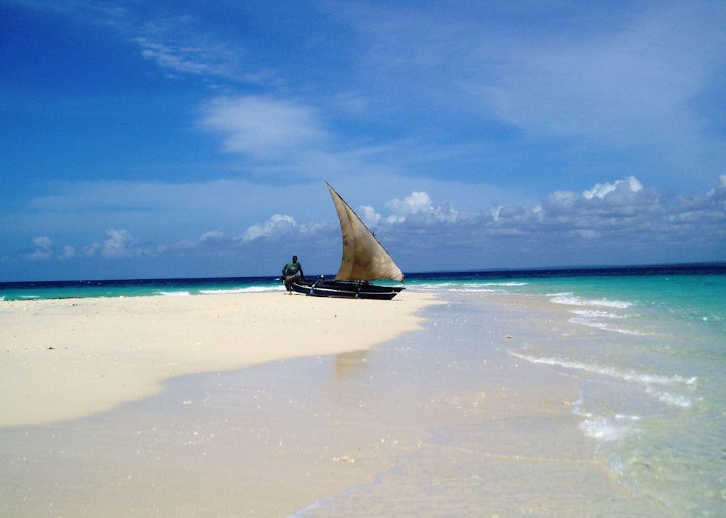 Rolas Island, Mozambique