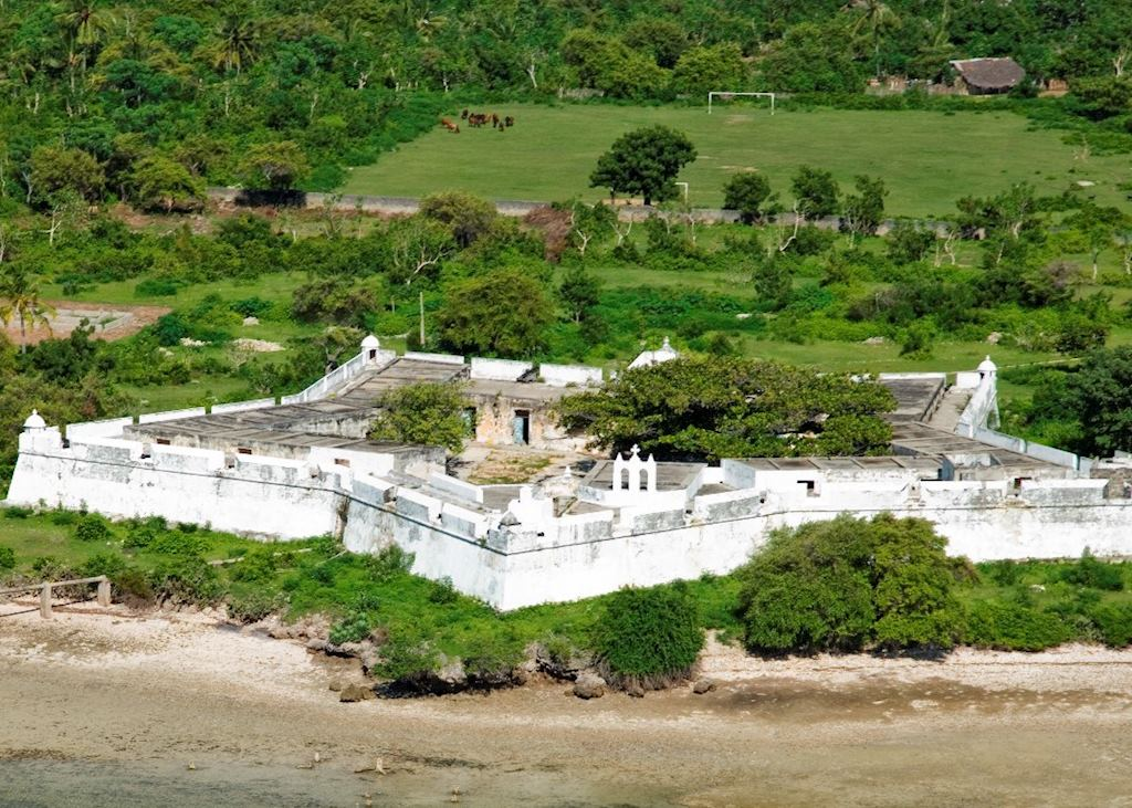 The Fort, Ibo Island
