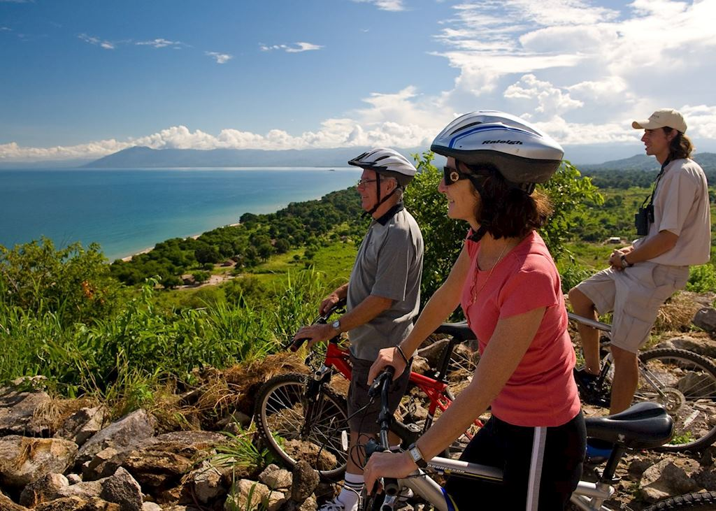 Exploring Malawi by bike
