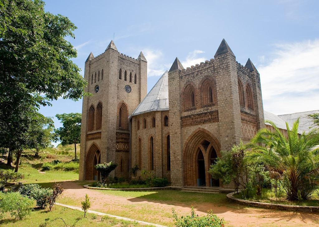 The Cathedral on Likoma Island