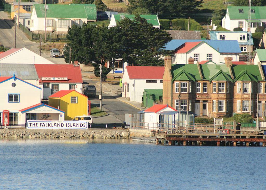 Stanley, The Falkland Islands