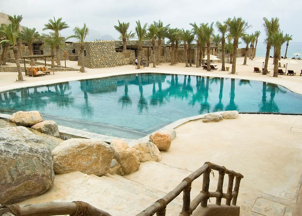 Six Senses Hideaway at Zighy Bay, Musandam