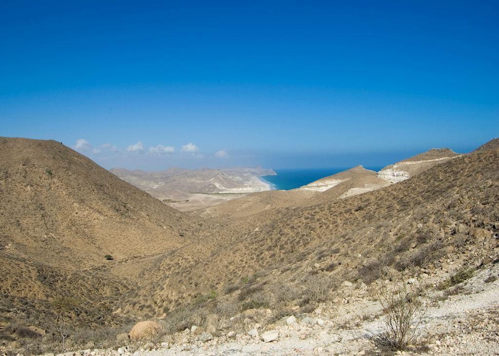 Mountain view, Salalah
