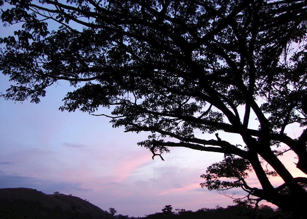 Sunset, Rincon de la Vieja