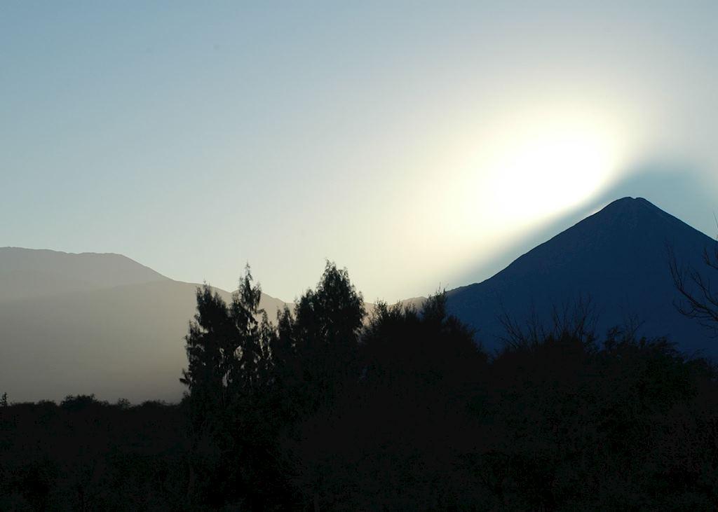 Sunrise, San Pedro de Atacama, Chile