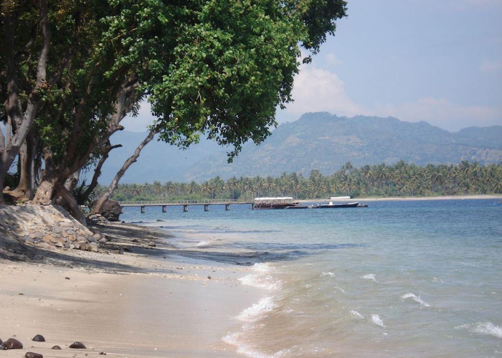 Medana Bay, Indonesia