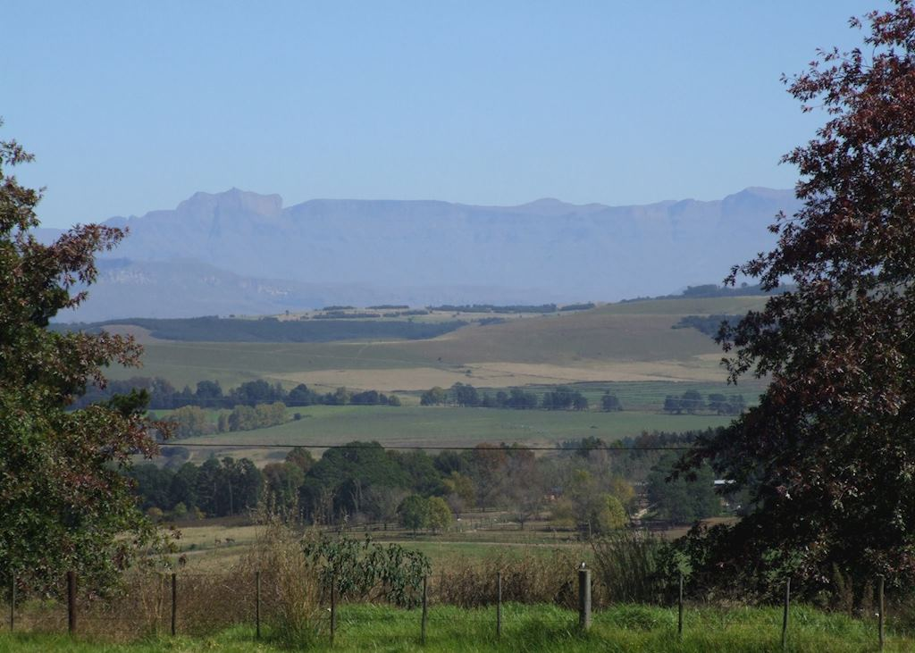 Giant's Castle, The Drakensberg
