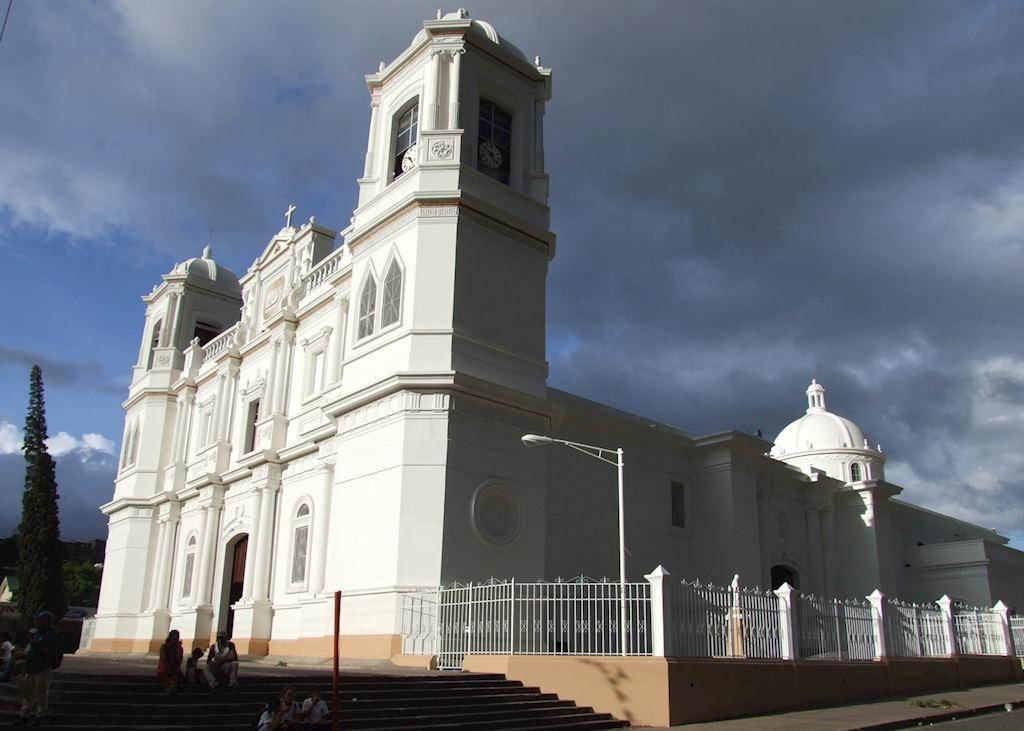 Matagalpa Cathedral, Nicaragua