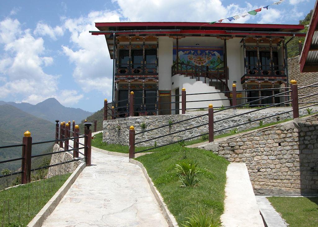 Yangkhil Resort, Trongsa