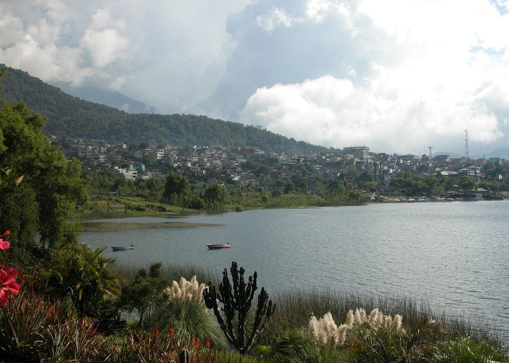 Santiago de Atitlan, Lake Atitlan
