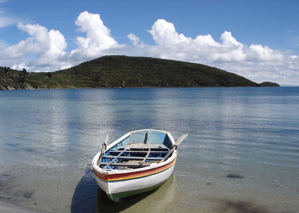 Sun Island, Bolivia