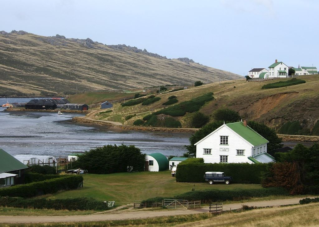 Port Howard, The Falkland Islands