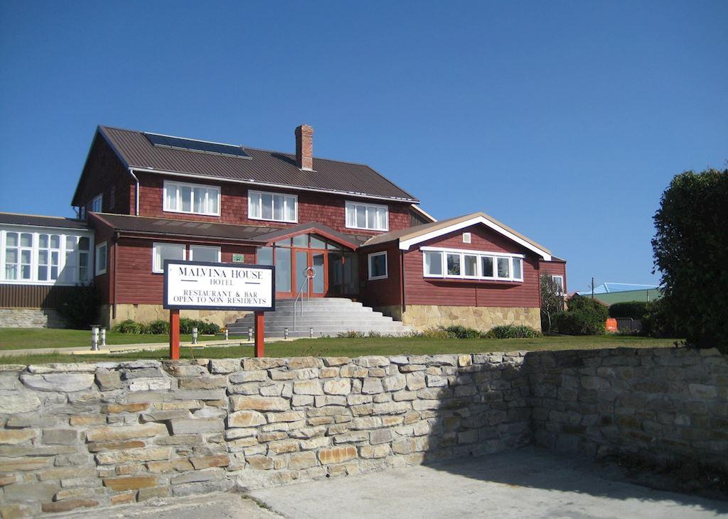 Malvina House Hotel, Stanley