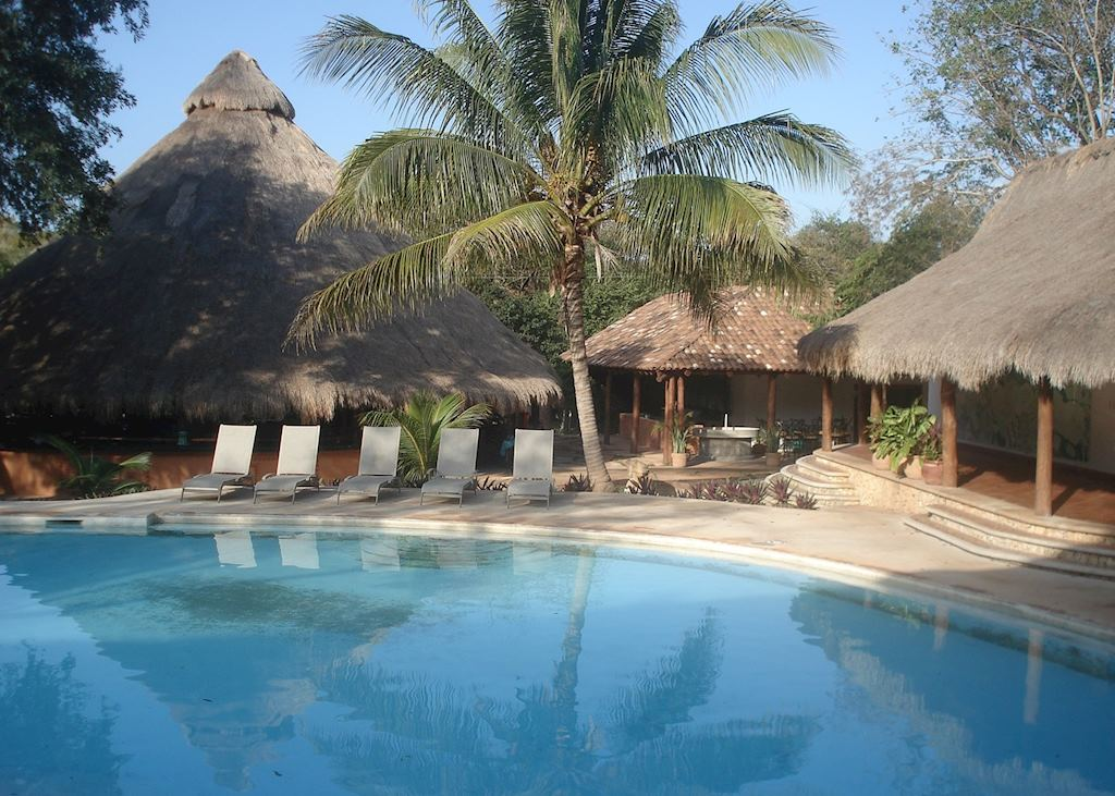 The Lodge at Uxmal, Uxmal