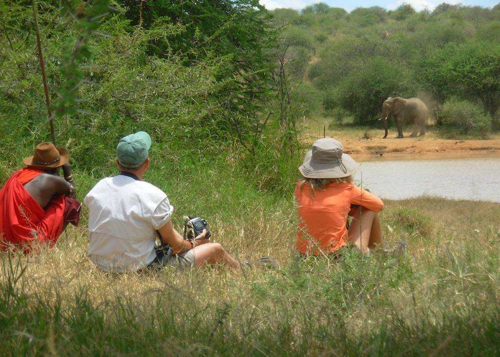 Karisia Walking Safaris, Kenya