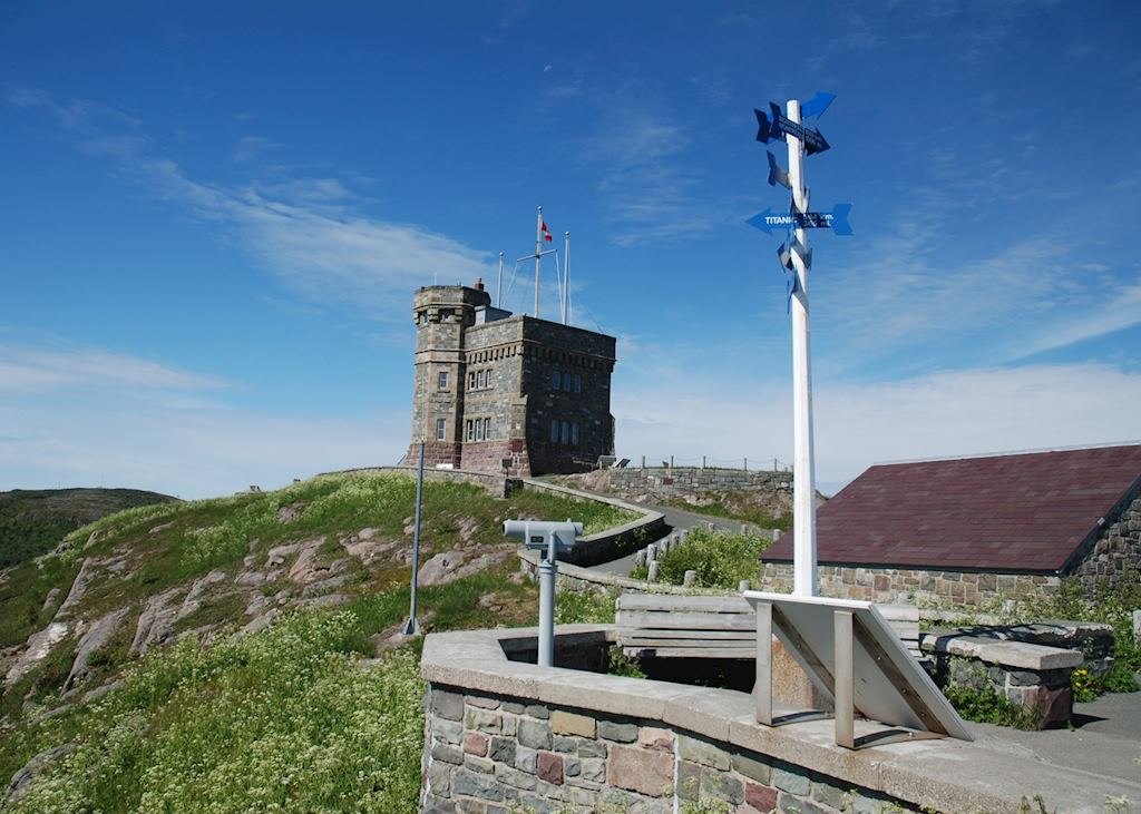 Signal Hill, St John's
