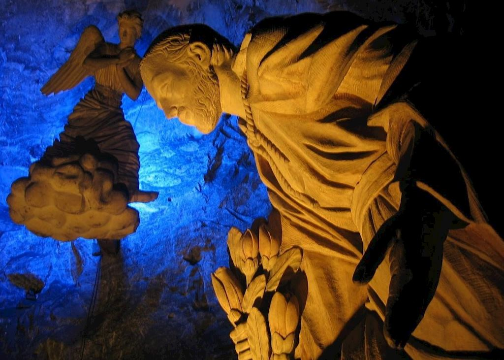 Salt Cathedral at Zipaquira