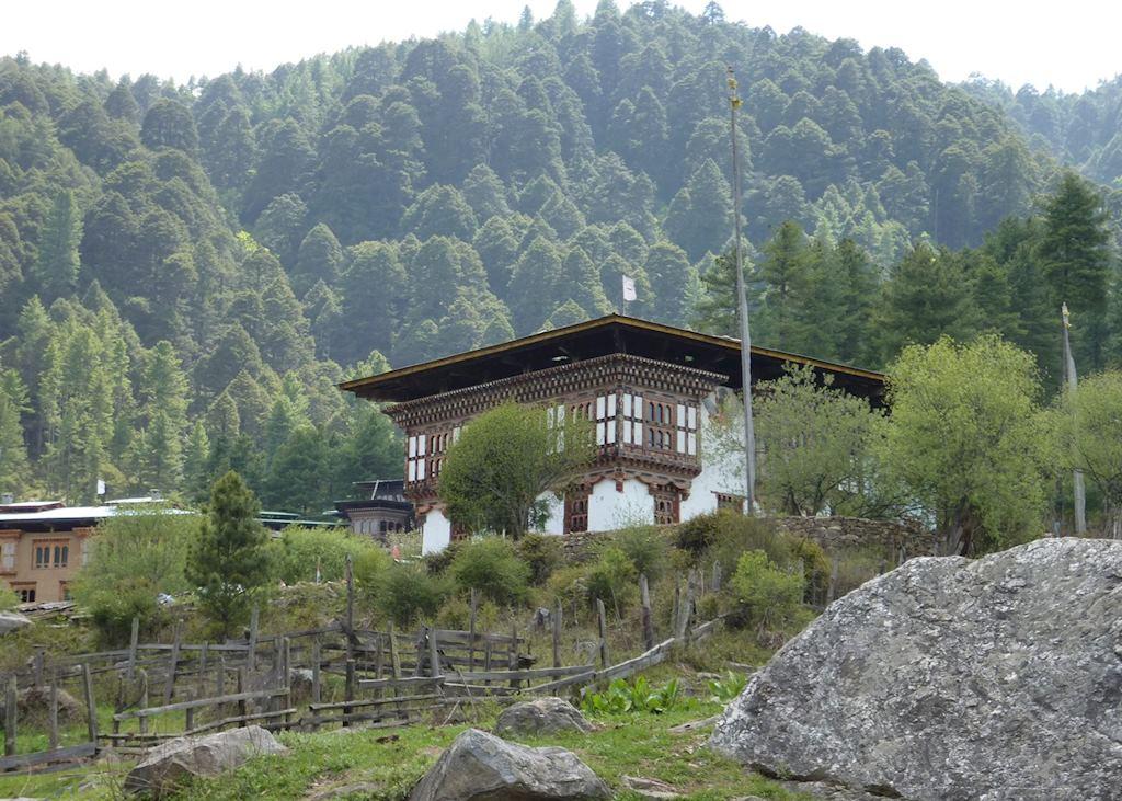 Phuntshocholing Guest House, Phobjikha