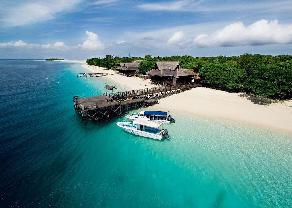 The Reef Dive Resort, Mataking Island