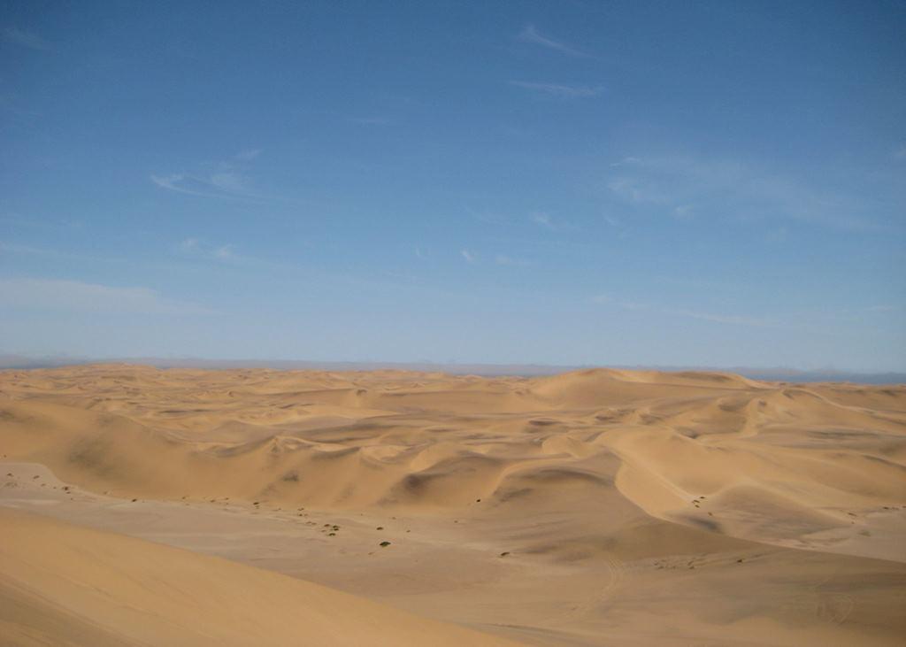 Namib Desert, Swakopmund
