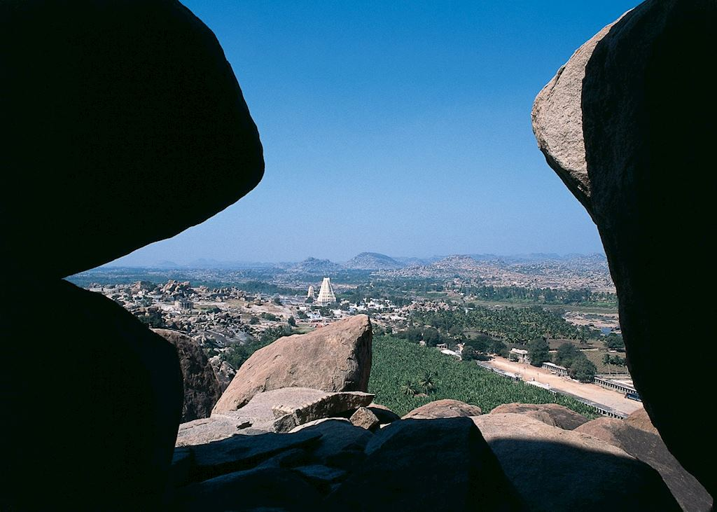 Views over Hampi