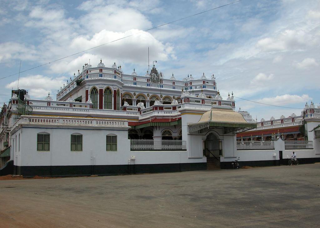 Chettinad Palace, Chettinad