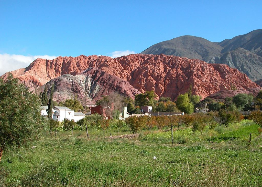 Hill of Seven Colours, Purmamarca, North Argentina