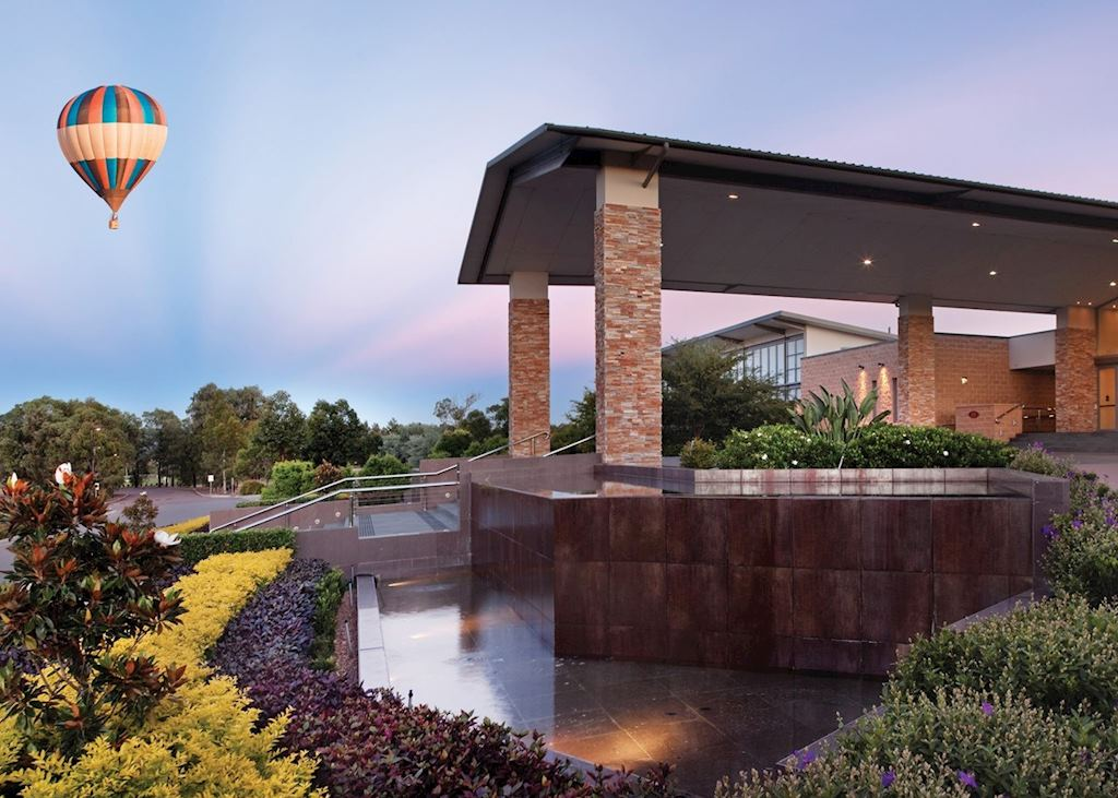 Crowne Plaza Hunter Valley, The Hunter Valley