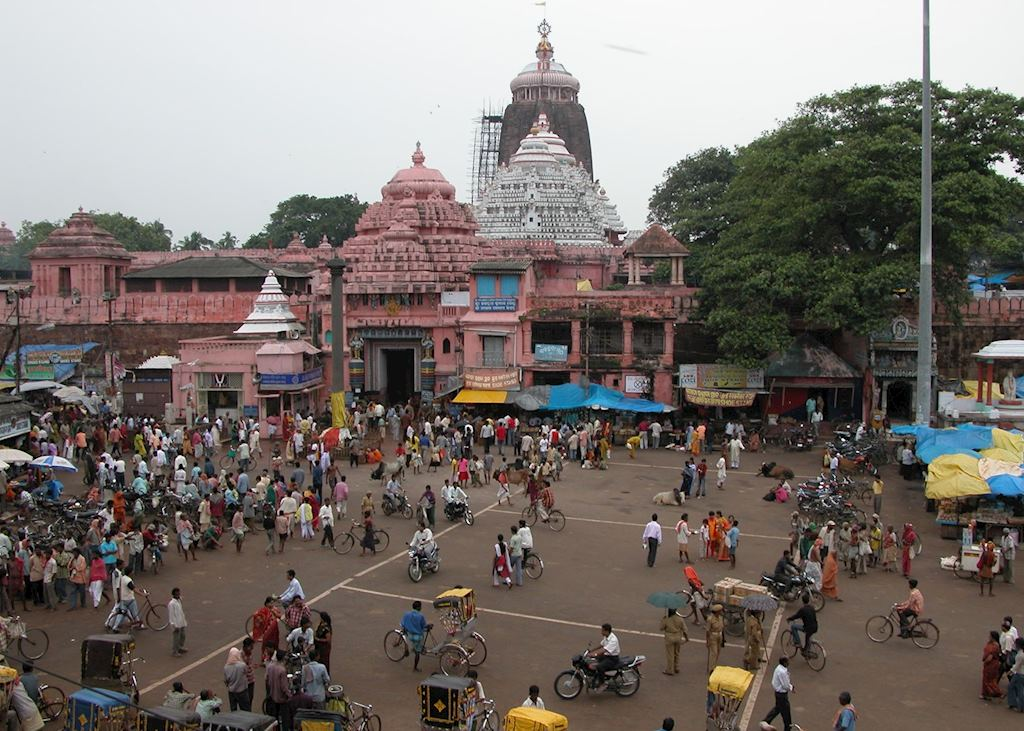 Jagannath Temple, Puri