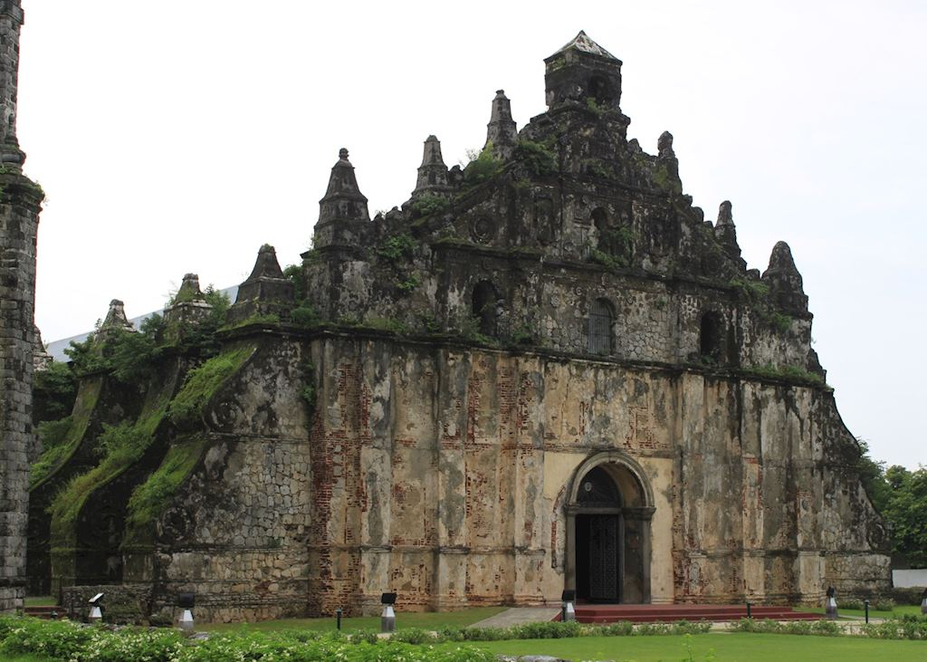 Paoay Church, Ilocos Norte, Phlippines