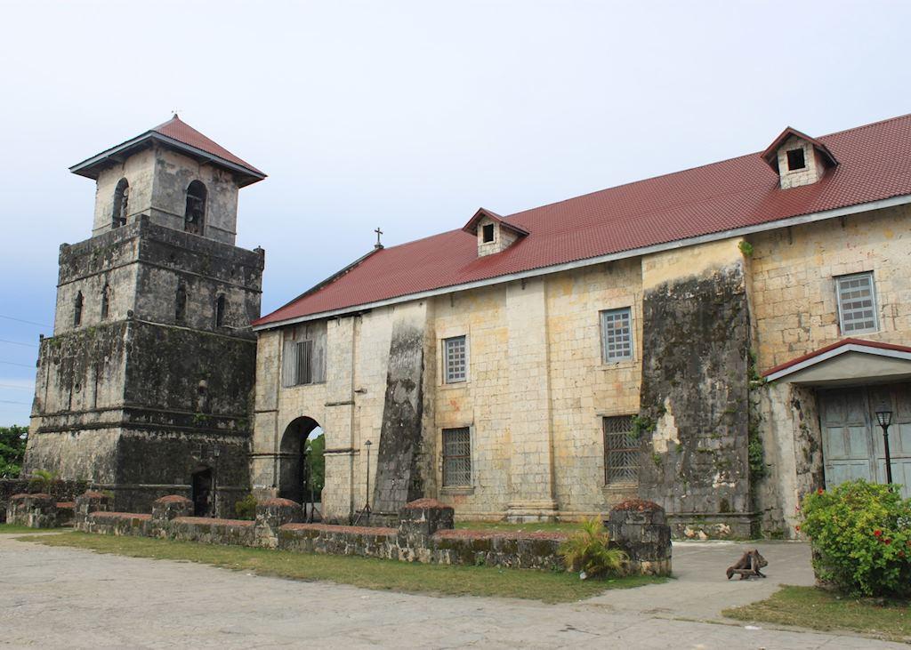 Baclayon Museum, Bohol, Phlippines