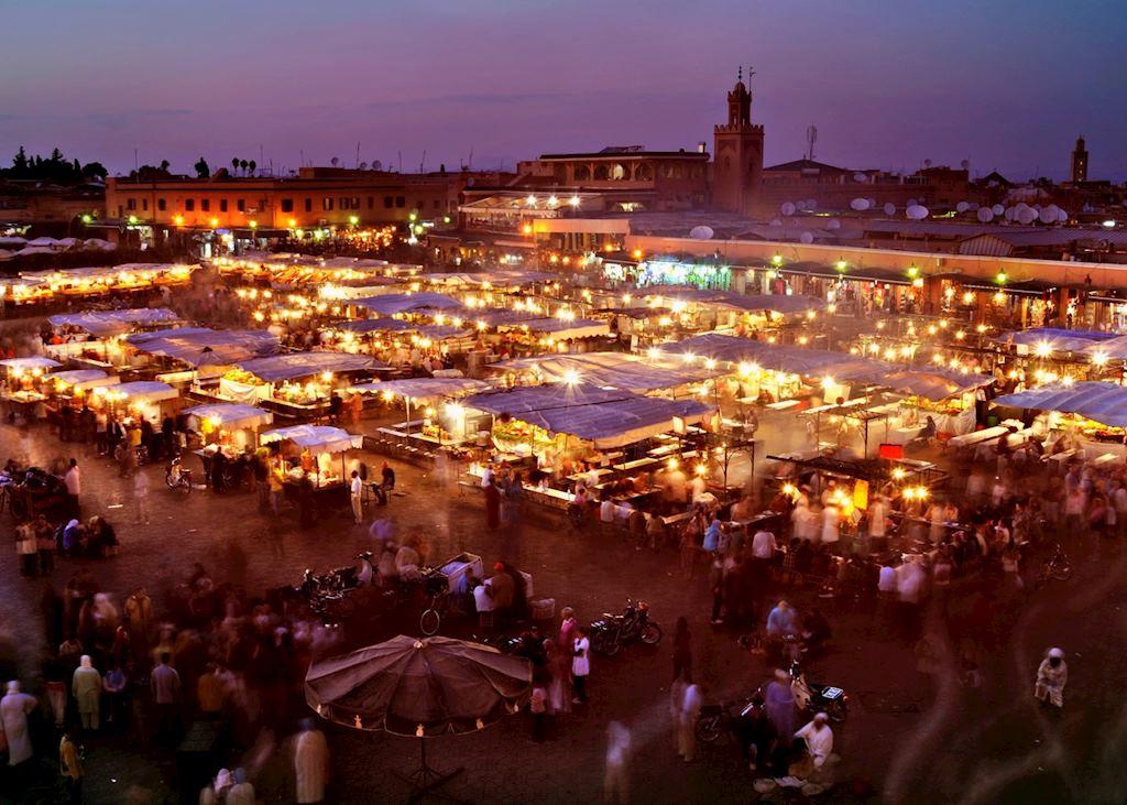 Djema el Fna, Marrakesh