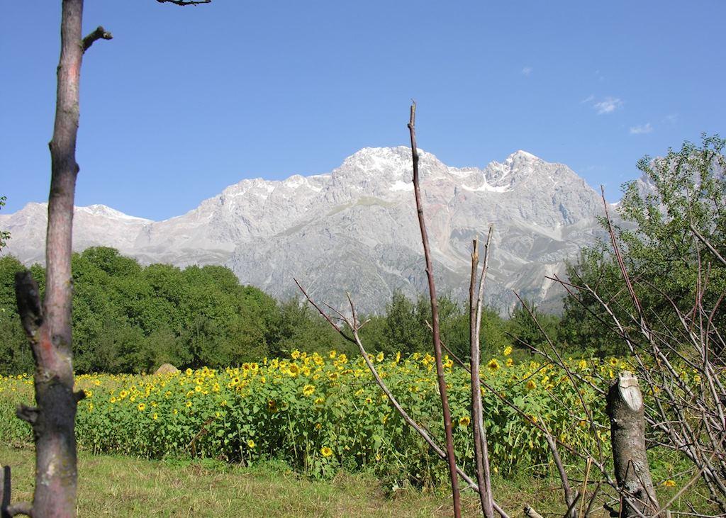 Mt Babash-Ata, Arslanbob
